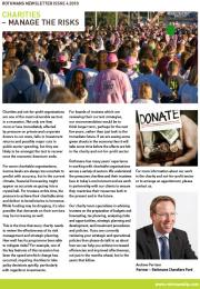 Power In Numbers - Issue #4 pages